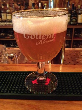 Biercafe Gollem: Recommended
