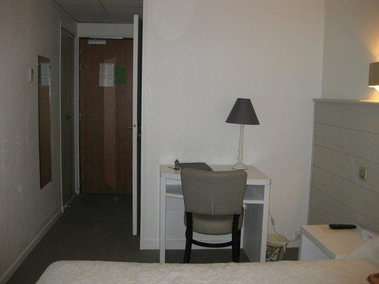 Hotel du Globe : camera