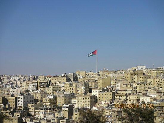 Kempinski Hotel Ishtar Dead Sea: Самый высокий флаг в мире
