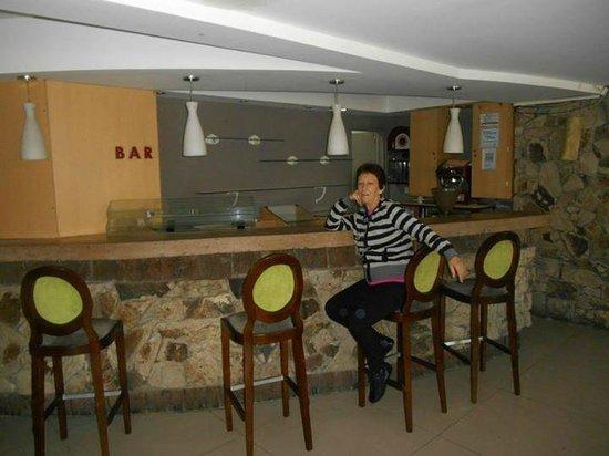 Alt Interlaken Hotel : barcito del hotel