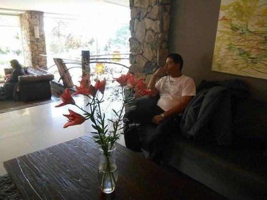 Hotel Alt Interlaken: lindo lugar para mirar la tele y descansar