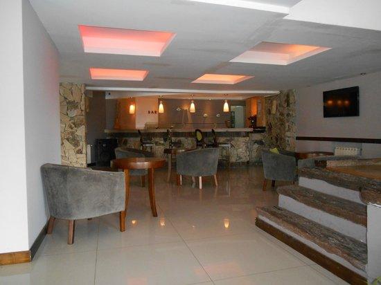 Hotel Alt Interlaken: area del bar