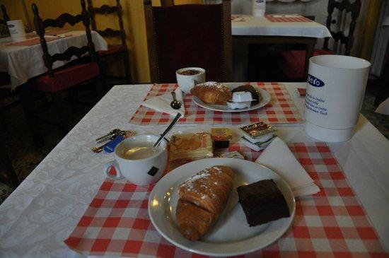 Hotel Fedora: colazione