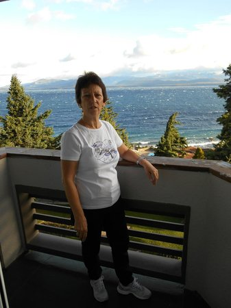 Alt Interlaken Hotel : vista del lago desde la habitacion