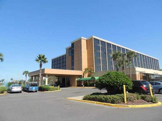 Best Western Orlando Gateway Hotel : Frente