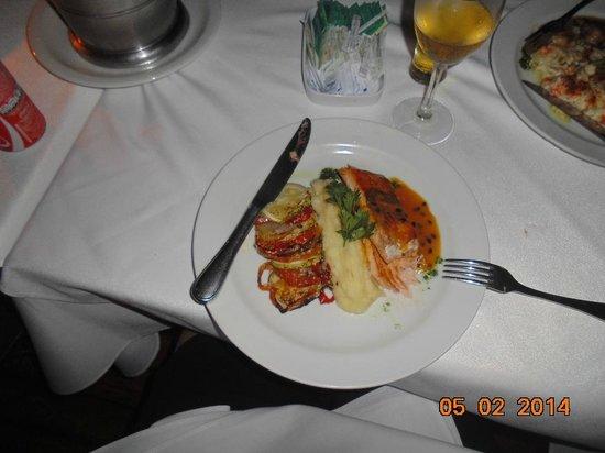 Arraial D'Ajuda Eco Resort: Restaurante Ponta do Apaga Fogo