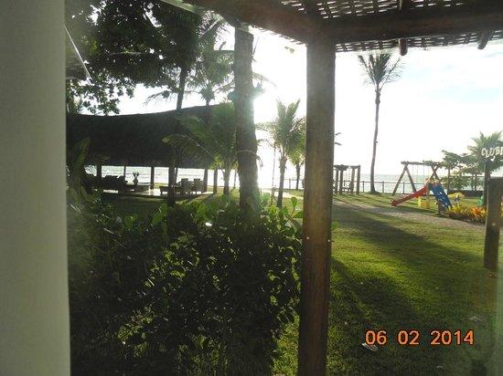 Arraial D'Ajuda Eco Resort: Vista do aptº