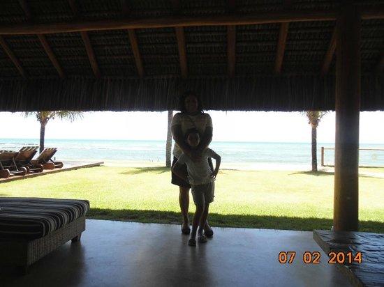 Arraial D'Ajuda Eco Resort: Caramanchão da hidromassagem