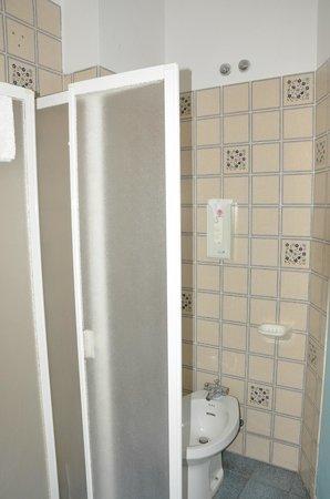 Hotel Fedora: bagno