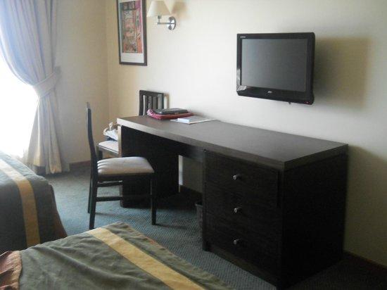 Diego de Almagro Valparaiso Hotel: Habitación