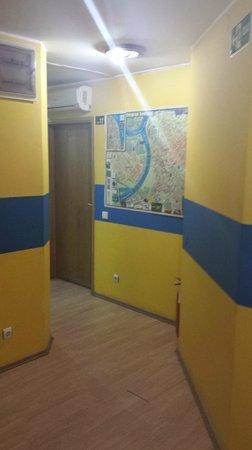 Hostel 360: Map