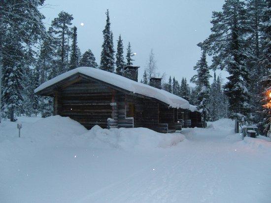Lapland Hotel Luostotunturi: chalet