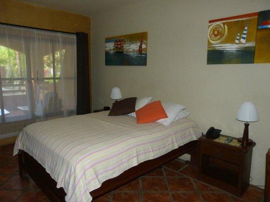 Hotel Playa Westfalia: Zimmer
