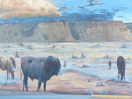 Murals of Tucumcari : Wall Murals, Tucumcari, New Mexico