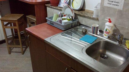 Hostel 360 : Kitchen