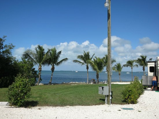 Point of View Key Largo RV Resort : view