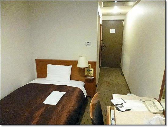 Hotel Mets Nagaoka: シングルルーム