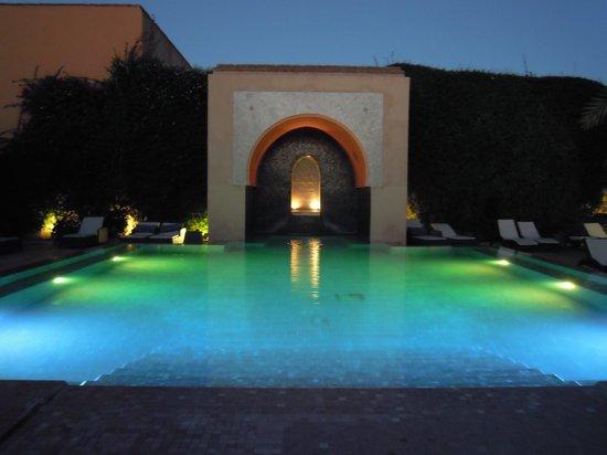 Club Med Marrakech La Palmeraie: La piscine calme