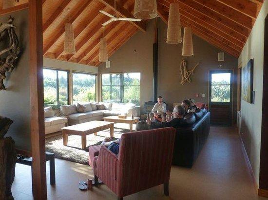 Hollyford Track : Martins Bay Lodge