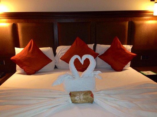 Grand Palladium Vallarta Resort & Spa : Decorations for the room