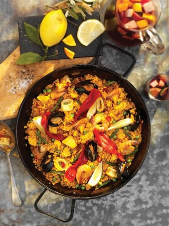La Tasca Bath: Try our famous paella
