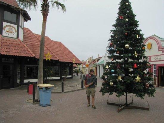 Desert Sky Backpackers : Christmas atmosphere everywhere