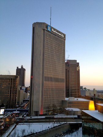 Hilton Columbus Downtown: From Room 1227