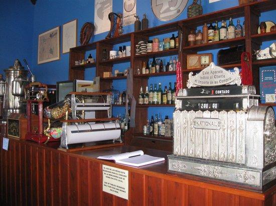 Museo de Leleque: CAFETERIA