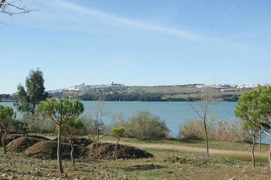 Hostal Rural la Plata: Zona del Lago
