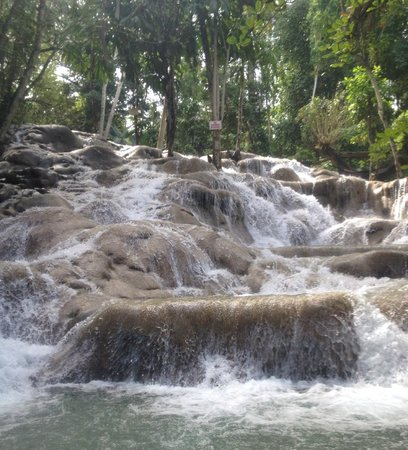 Dunn's River Falls and Park: Dunn's River Falls, Jamaica