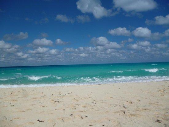 Hotel Playa Cayo Santa Maria: la plage
