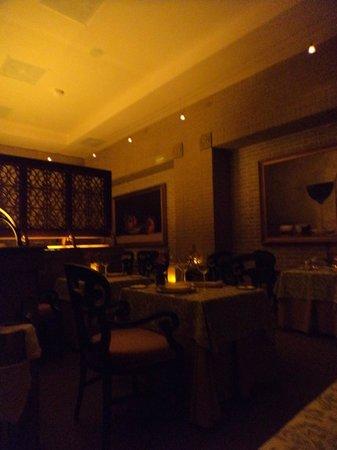 Dreams Riviera Cancun Resort & Spa: restaurante frances