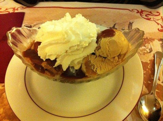 La traversee de paris : Dessert glacé