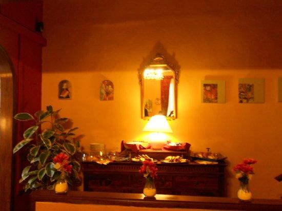 italhotels san lorenzo: Desayuno