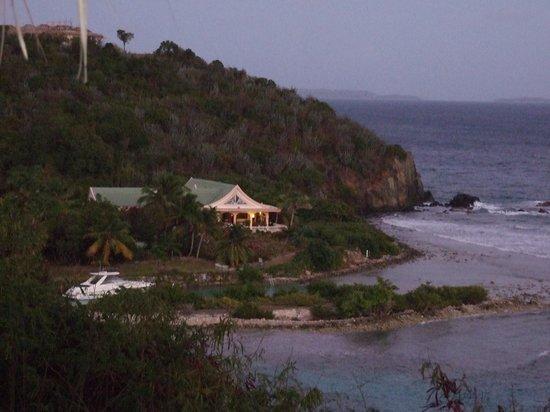 Brandywine Estate Restaurant: View from the restaurant