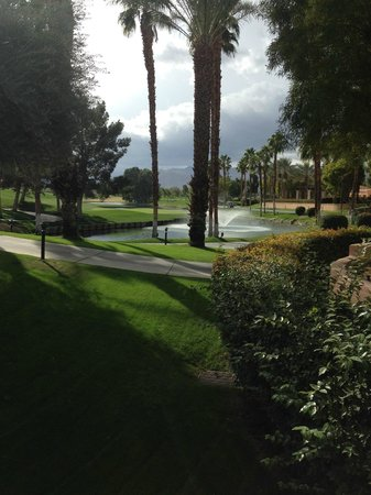 Westin Mission Hills Golf Resort & Spa : Golf Course View