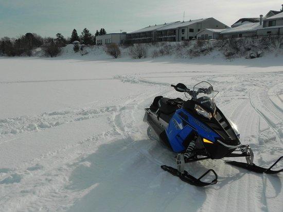 AmericInn Ashland: from Lake Superior