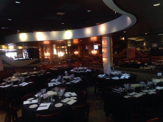 formal event picture of luca bella italian restaurant aventura