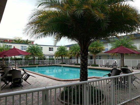 Ramada by Wyndham Miami Springs/Miami International Airport: AEREA DE LA PISCINA