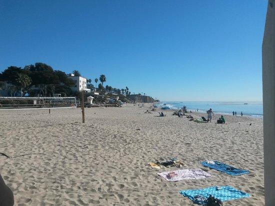 Aliso Beach Park : Praia de Laguna