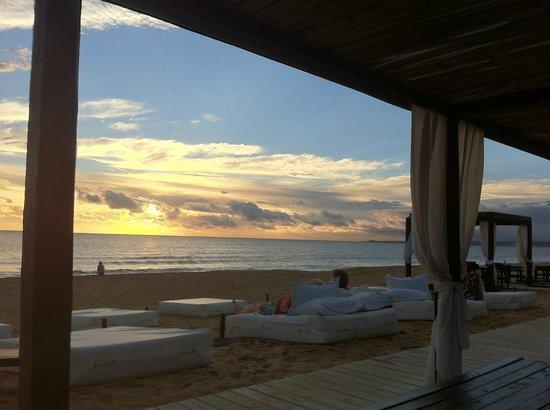 Serena Hotel Punta del Este: Vista praia