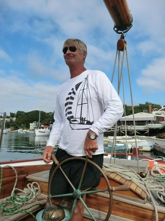 Silverlining Sailing: captain