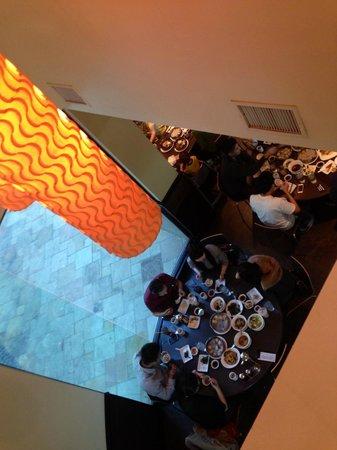 Din Tai Fung Dumpling House: Restaurant interior