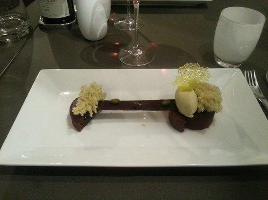 Monsieur Jean : Splendid dessert