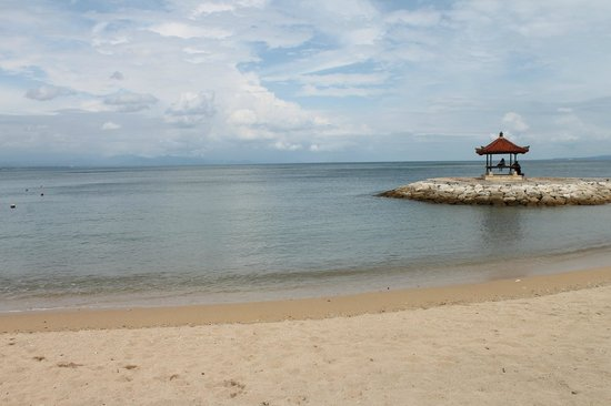 Gazebo Beach Hotel: Beach