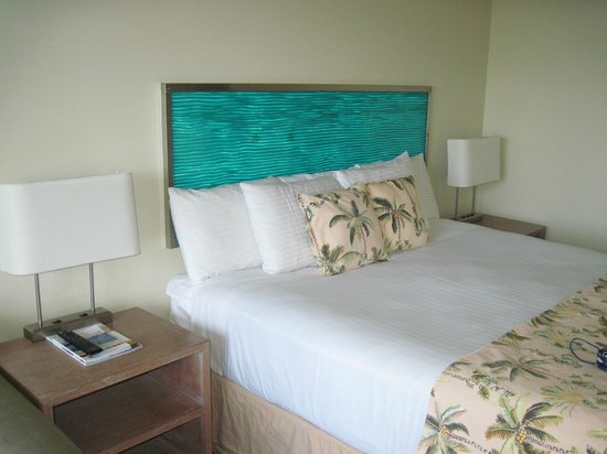 Aqua Palms Waikiki : Loved the beds, linens & towels here