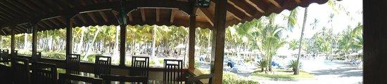 Hotel Riu Palace Macao: el restaurant de la playa