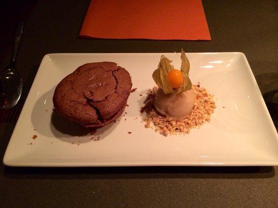 Impronta Cafe: Dessert of the day