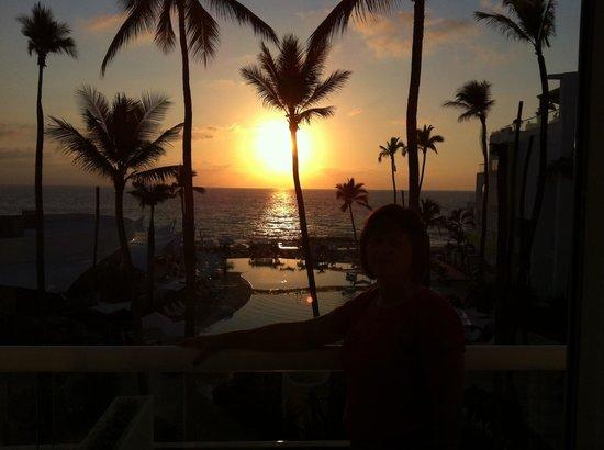 Hilton Puerto Vallarta Resort : View from balcony