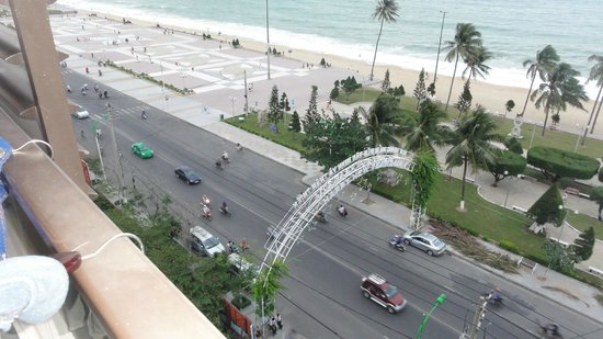 Novotel Nha Trang : View from the balcony